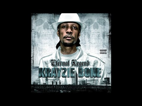 """Krayzie Bone - If U Could See Me Now from New 2017 Album """"Eternal Legend"""""""