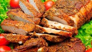 Как коптить мясо. Рецепт мяса горячего копчения - Коптилов