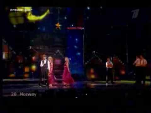 EUROVISION FINAL 2009: ALEXANDER RYBAK -