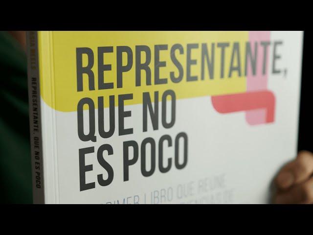 ¡COMPRA YA EL LIBRO DE 62 REPRESENTANTES!