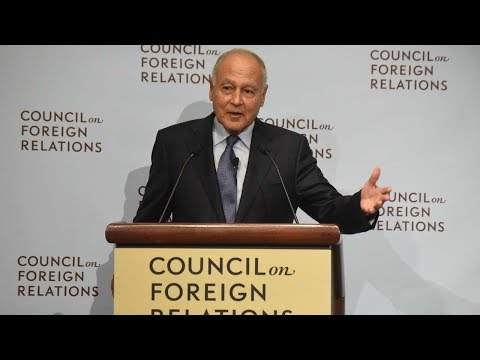 Restoring Stability in a Turbulent Middle East: A Perspective From the League of Arab States