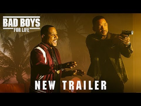 """Will Smith and Martin Lawrence Ride """"One Last Time"""" in the New Bad Boys For Life Trailer"""