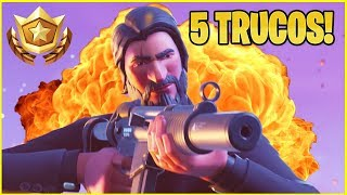5 TIPS FOR FAST LEVELUP IN FORTNITE BATTLE ROYAL 🏆 FREE V-BUCKS IN FORTNITE