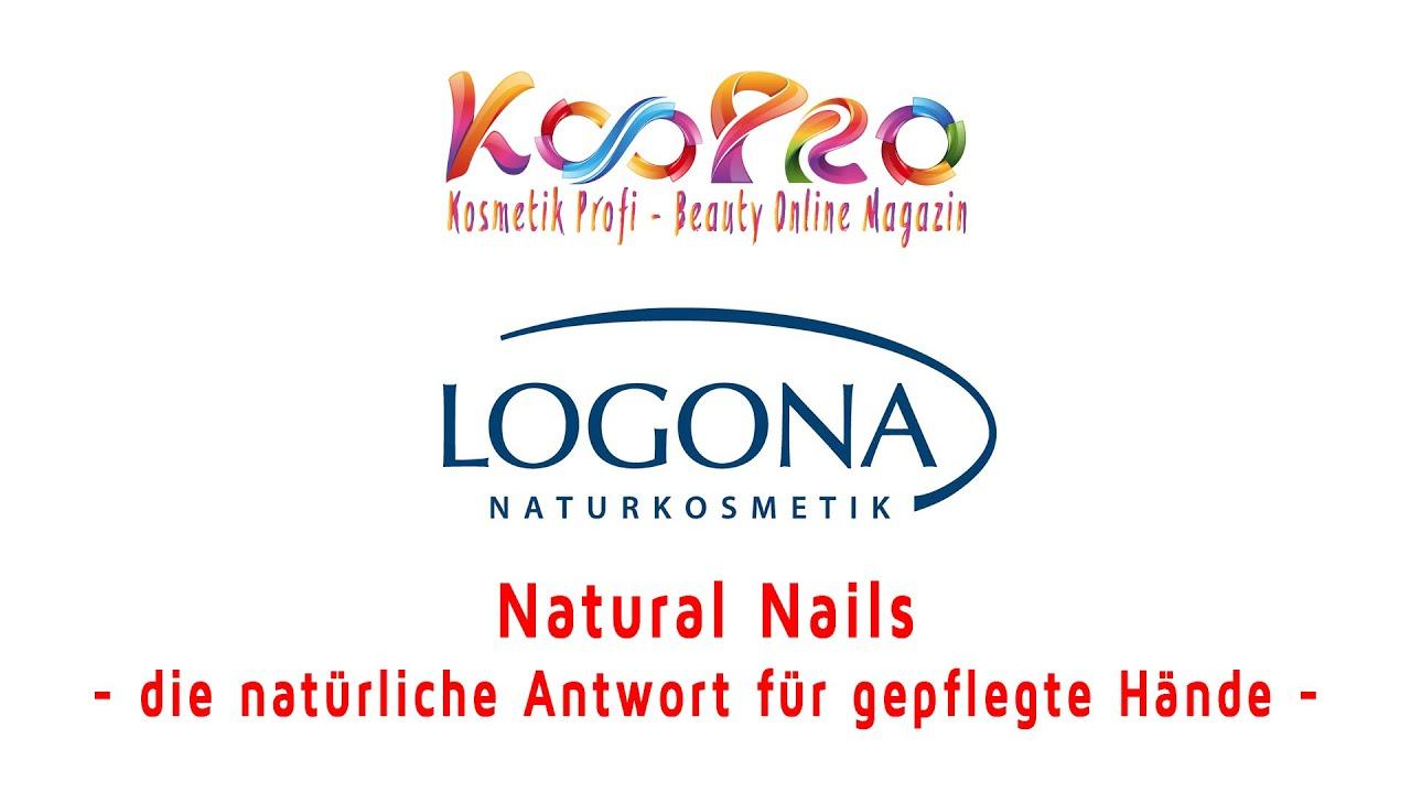 Logona Nagellack - Natural Nails - die natürliche Antwort für ...
