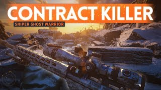 FIRST LOOK! Sniper Ghost Warrior Contracts (Early Gameplay)