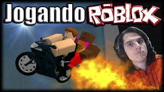 Playing Roblox-Vehicle Simulator-Tunando bikes and Discovering Mysteries!