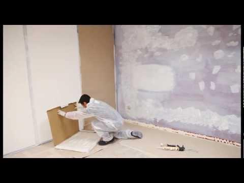 installazione pannelli d 39 arredo wall3d youtube