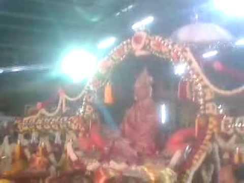 Mani Mutt Adda Pallaki Utsava - Shree Raghaveshwara Bharathi