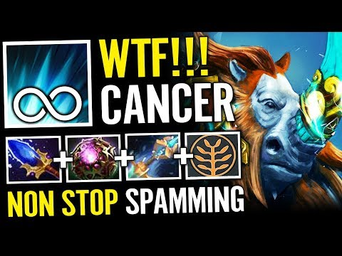 NEW MAGIC Magnus New Cancer 7.10 Gameplay by 7mad Dota 2