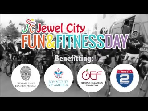 Jewel City Fun & Fitness Day - May 15, 2016