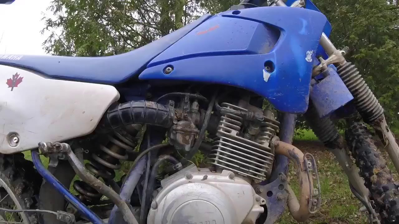 How To Un Flood A Dirt Bike Carb Tips And Tricks 1 Youtube 2006 Honda 70cc