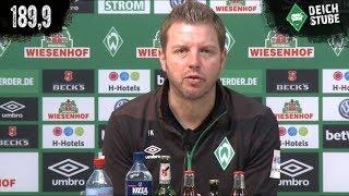 Vor dem Augsburg-Spiel: Die Highlights der Werder-PK in 189,9 Sekunden