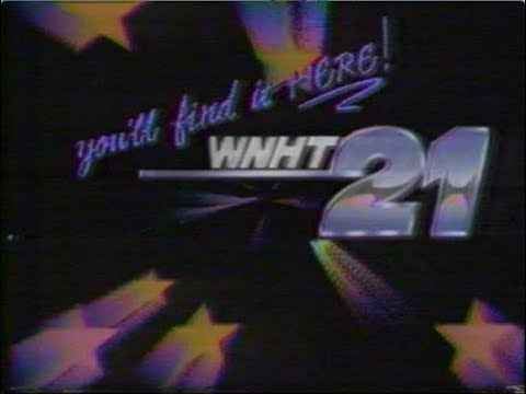 WNHT 21 'We're New Hampshire Television'