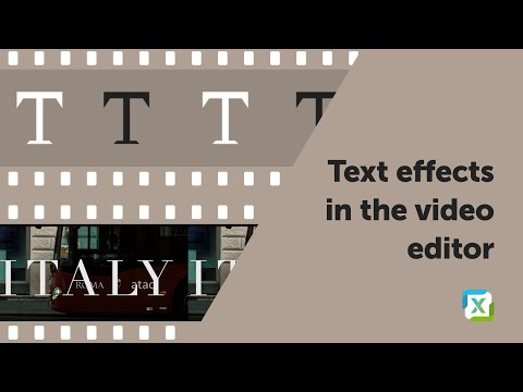 Video editing in ZPS X  - How to implement text in layers