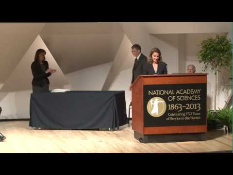 2013 National Academy of Sciences Public Welfare Medal Recipients Bill and Melinda Gates