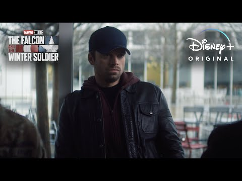 Symbol | Marvel Studios' The Falcon and The Winter Soldier | Disney+