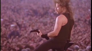 Metallica - Harvester Of Sorrow - Live in Moscow, Russia (1991) [Pro-Shot]