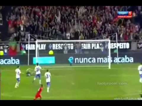 Download Euro 2012 Qualifications Portugal vs. Bosnia 6-2 All Goals Highlights