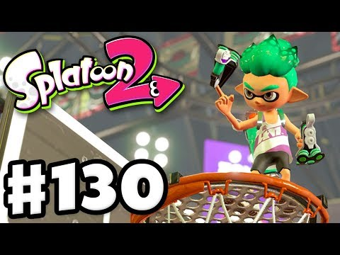 New Map! Goby Arena! - Splatoon 2 - Gameplay Walkthrough Part 130 (Nintendo Switch)