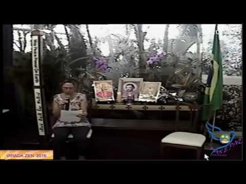 PAXTV - VIRADA ZEN 2016 CRISTINA ZACHARIAS - REJUVENESCIMENTO - ENERGIA DE MARIA MADALENA