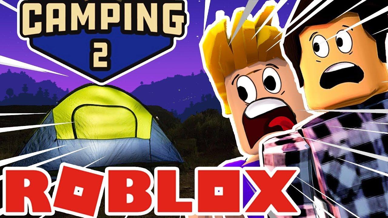 Camping 2 Avec Furious Jumper Sur Roblox Youtube