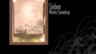 Sieben | Winter Snowdrop