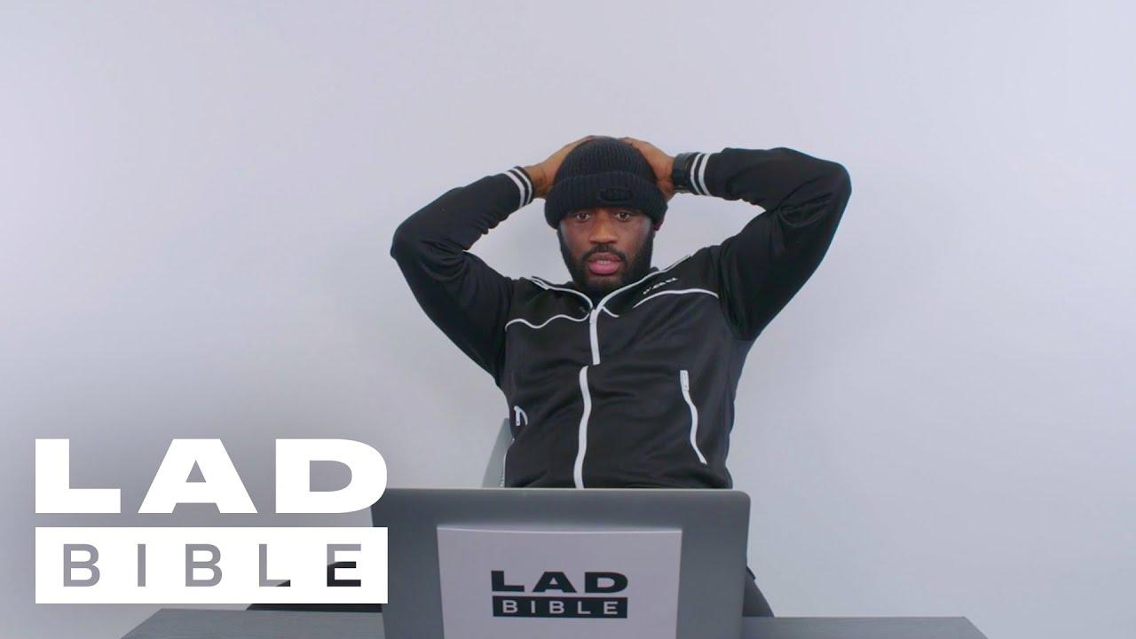 UK Rapper Lethal Bizzle Rating Funny Fail Videos
