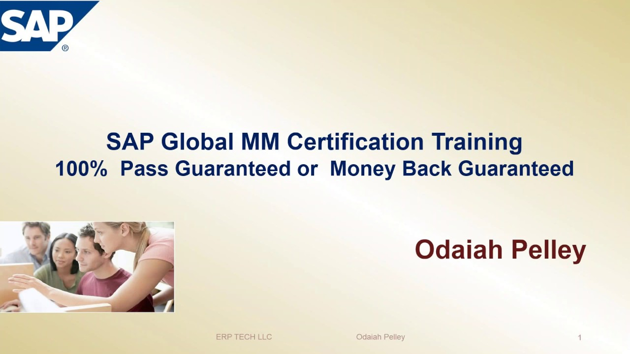 Sap mm certification youtube sap mm certification xflitez Image collections