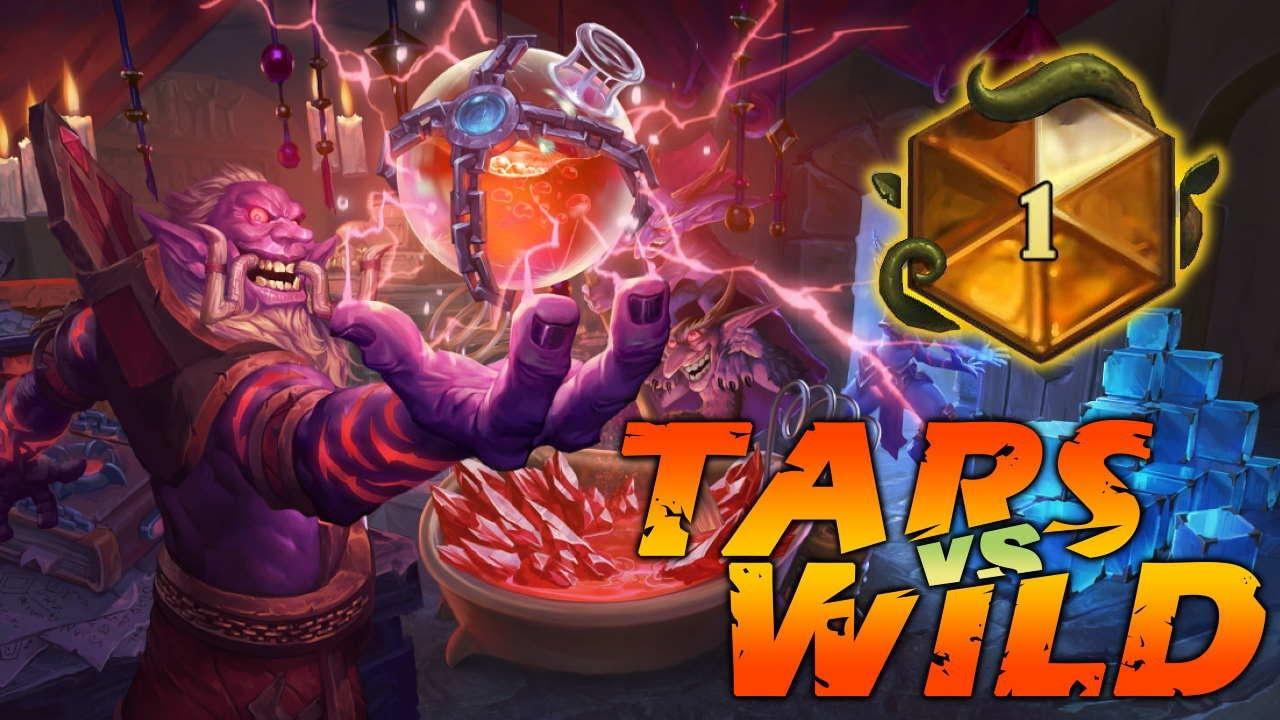 TARS vs WILD Bonus#3 : Prêtre Raza Full Légendaires