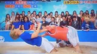 山田涼介VSいとうあさこ 10.04.