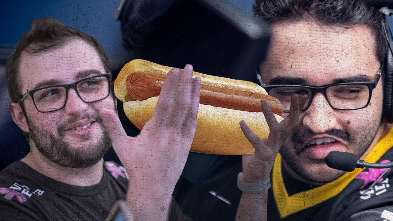 Hotdog Stream