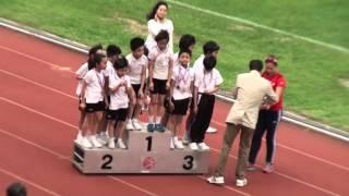 真鐸學校 ~ 2016年陸運會4X100米小三小四班際接力賽