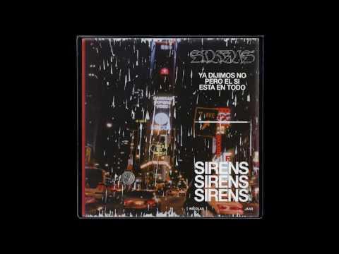 Nicolas Jaar - Sirens (Full Album 2016)