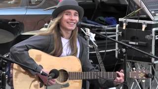 """Burn"" by Ray LaMontagne, cover by Sawyer Fredericks"