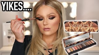 NEW URBAN DECAY NAKED RELOADED PALETTE | FIRST IMPRESSIONS REVIEW + TUTORIAL
