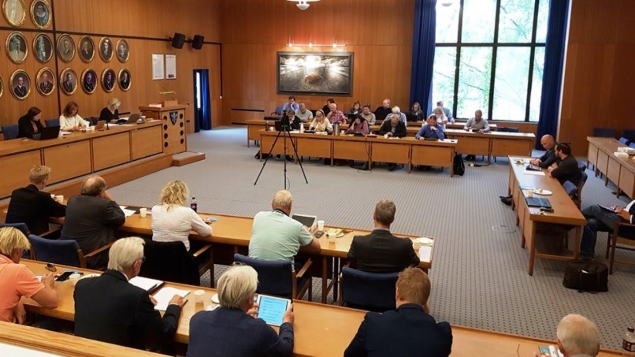Kommunestyremøte 17. juni 2020