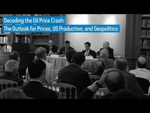 Decoding the Oil Price Crash: The Outlook for Prices, US Production, and Geopolitics