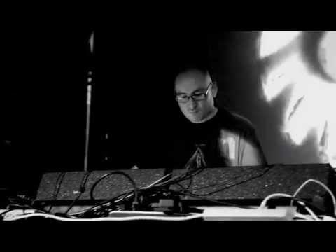 Richard Devine Live Modular Set @ Decibel Festival 2015 // Re-Bar