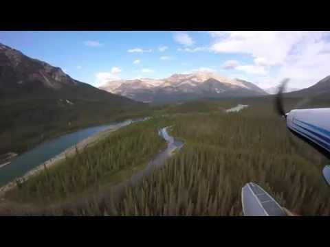 Keele River Floatplane Drop Off