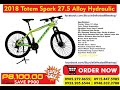 2018 Totem Spark 27.5/ 29 Built Bicycles
