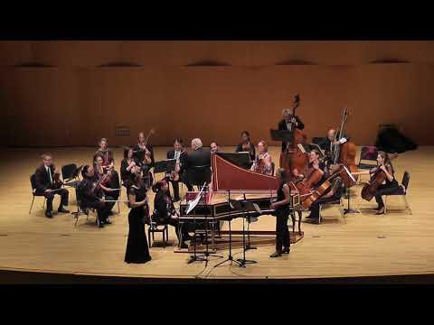 video:Brandenburg Concerto 5, BWV 1050 - J.S. Bach