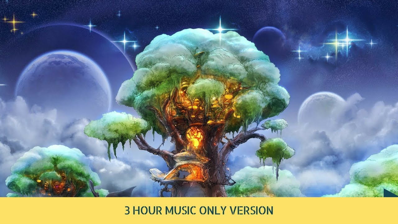Relaxing Music For Kids Your Secret Treehouse Music Only Sleep Music For Children Youtube