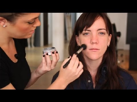 Should You Wear Makeup After Waxing Your Face? : Blush & Other Makeup Tips - YouTube