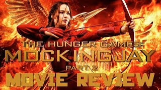 Cinema Savvy Movie Podcast #28 - The Hunger Games: Mockingjay Part 2 Review