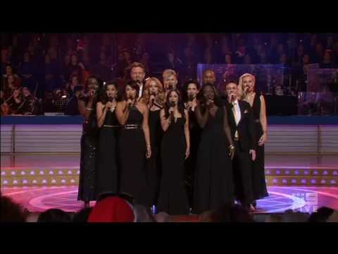 Melbourne Gospel Choir - That's Christmas To Me - Carols by Candlelight 2014