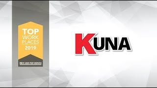 St. Louis Post-Dispatch Top Workplaces 2019: Kuna Foodservice