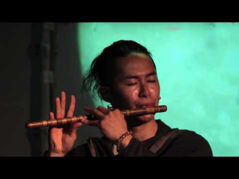 Amazing Japanese Shinobue flute Performance by Shinobue Sato(佐藤和哉): MAIHIME(舞姫)