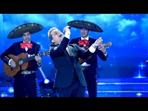 Flavio Mendoza trajo a Luis Miguel a la pista de Bailando y así lo presentó Marcelo