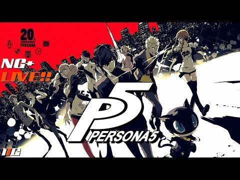 PERSONA 5 | New Game Plus [July 25th-August 1st] Futaba's Palace