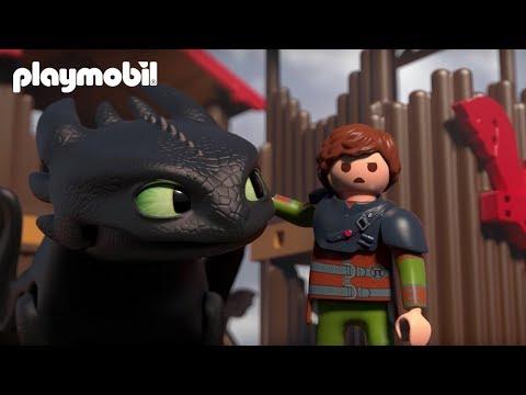 PLAYMOBIL | DreamWorks Dragons 3 (deutsch) | Trailer